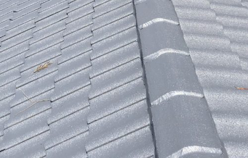 Roof restoration by Ross the Roofer in Melbourne northern suburbs
