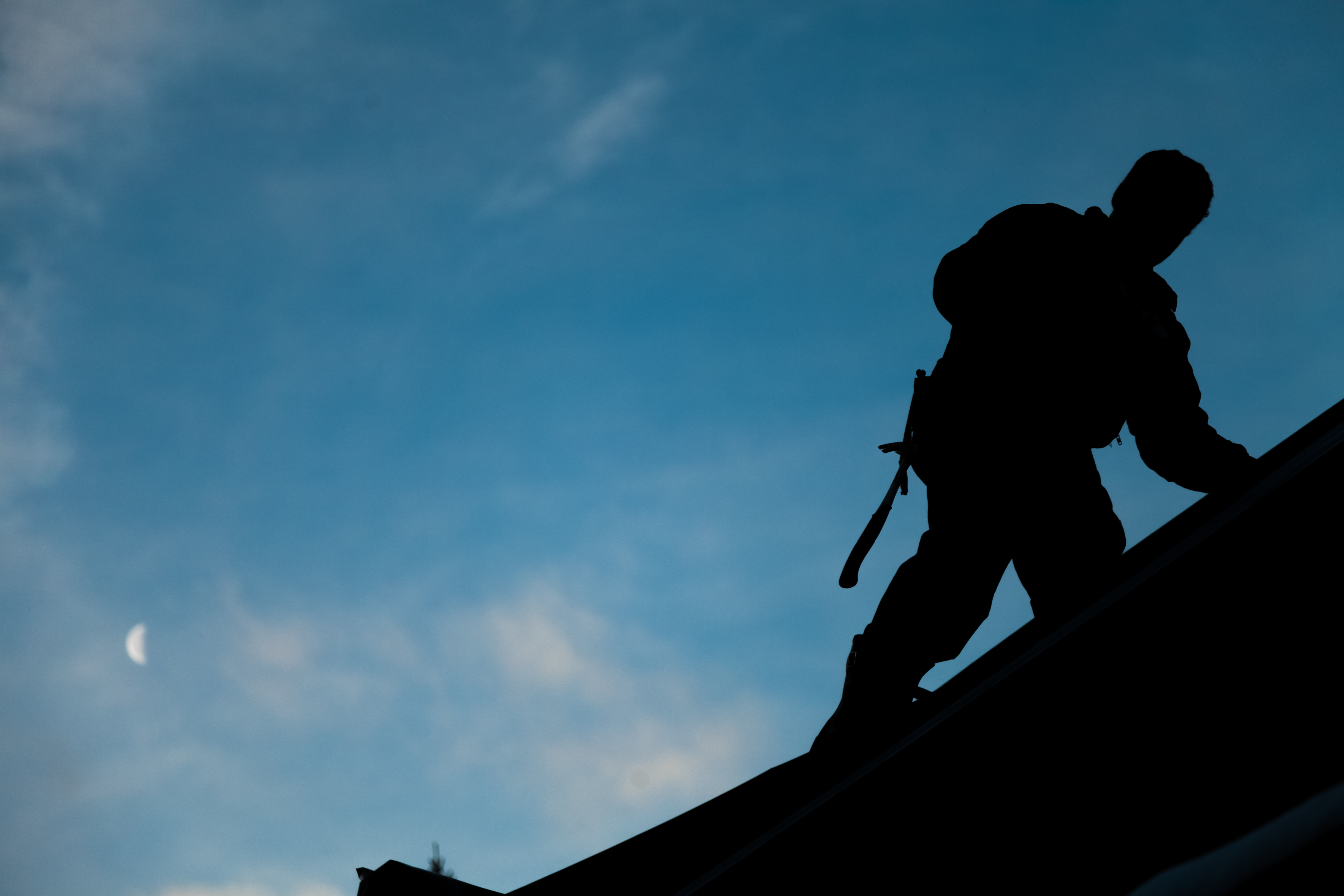 Ross the Roofer serving the northern suburbs of Melbourne