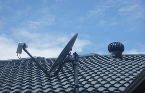 whirleybird installation by Ross the Roofer in Northern Suburbs of Melbourne